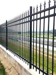 fence design. Decorative Garden Fencing High Quality Wrought Iron Fence Design Gates And Grills R