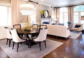 round dining table rug room ideas best area rugs regarding decor 17