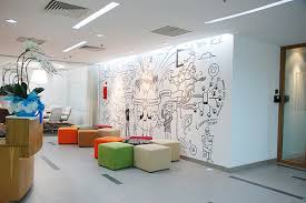 Small Picture Fine Office Wall Design Ideas For On Graphic Of S In