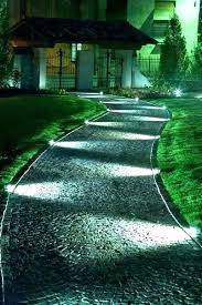 led low voltage pathway lights landscape lighting profile outdoor path line outdoor led path lights o22
