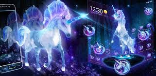 3D <b>Dreamy Unicorn</b> Galaxy Theme - برنامهها در Google Play