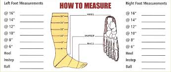 How To Measure Build A Boot