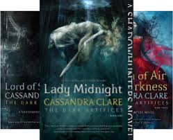 the dark artifices 3 book series by candra clare