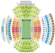 Nebraska Cornhuskers Stadium Seating Chart Memorial Stadium Ne Tickets With No Fees At Ticket Club