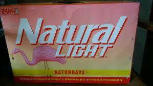 24 Pack Of Natty Light 24 Pack Of Natural Light