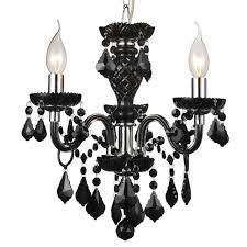 black crystal lighting. Picture Of 14\ Black Crystal Lighting