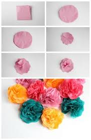 How To Make Rose Flower With Tissue Paper 5 Diy Paper Roses Even Prettier Than The Real Thing