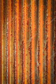 Rusted corrugated metal fence Cedar Rusty Corrugated Iron Metal Fence Zinc Wall Texture Background Stock Photo Depositphotos Rusty Corrugated Iron Metal Fence Zinc Wall Texture Background
