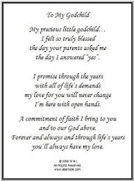 Godparents Love Quote In English