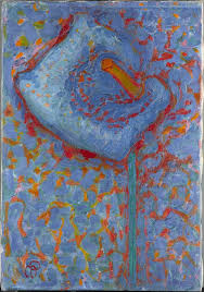 piet mondrian arum lily 1909 1910 turner contemporary