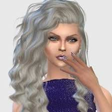 luna for makeup of the day challenge day 20 glitters list of cc