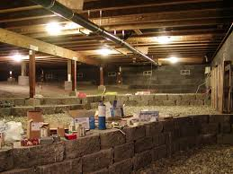 Unfinished basement lighting Mounting Recessed Amazing Unfinished Basement Ceiling Lighting Ideas Mysticirelandusa Basement Ideas Amazing Unfinished Basement Ceiling Lighting Ideas Smart