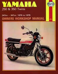 haynes manual yamaha rd250 73 79 rd350 73 76 yds7 70