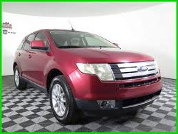 does ford edge have 3rd row seating 2007 ford edge sel plus 2wd 3 5