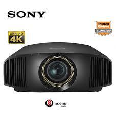 sony projector. sony vpl vw320es 4k projector