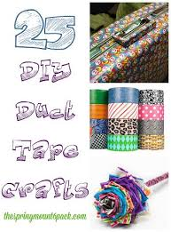 love duct tape. 25 Free Duct Tape Crafts Love
