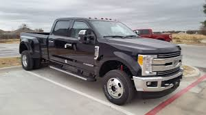 2017 ford f 350 dually. Wonderful Ford 2017 Ford F350 DRW Lariat 4WD Power Stroke Diesel DFW Texas Dealer Intended F 350 Dually 6