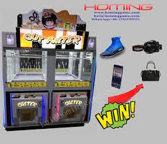 Key Cutting Vending Machine Custom Crane Toy Vending MachineCut Master Game Machinekey Master Coin