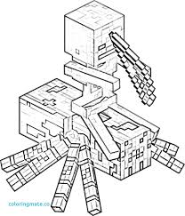 Coloring Pages Minecraft Coloring Sheets To Printminecraft