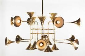 stilnovo trumpet 24 light 59 wide grand chandelier