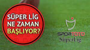 Süper Lig ne zaman başlayacak? İşte TFF'nin verdiği tarih! - Spor Haberleri