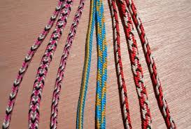 Braided Bracelet Patterns Extraordinary START HERE 48loop Braids Loop Braiding