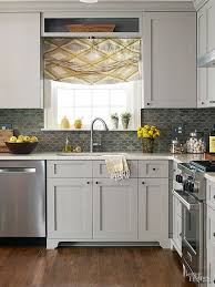 small kitchen cabinet ideas. Make A Small Kitchen Look Larger | Pinterest Cabinet Trim, Gray Green And Woodwork Ideas
