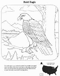 Eagle Nest Colouring Pages Coloring Home