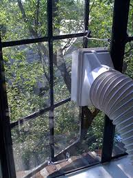 air conditioning window kit. air conditioning window kit