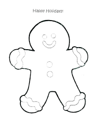 Gingerbread Coloring Page Man Coloring Page Coloring Man Coloring