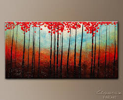 abstract art paintings gallery change of seasons abstract painting by carmen guedez