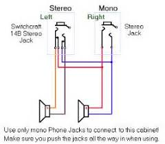 mono plug wiring diagram images further mono plug wiring diagram mono to stereo wiring diagram all about image wiring