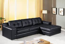 black leather sectional sofas. Fine Leather And Black Leather Sectional Sofas A