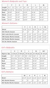 Sansha Leotard Size Chart 18 Skillful Bloch Size Conversion Chart