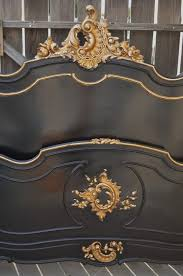 black lacquer paint for furniture. How To Paint Wood Furniture With Lacquer. Antique Bed In A Black Lacquer Finish For O