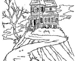 Small Picture Halloween Coloring Page Graveyard PrimaryGames Play Free