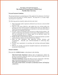 Resume Guidelines Work Statement Examples Resume Template Personal Guidelines For 44