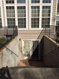 How to stop water from running down outdoor steps into a basement - The  Washington Post