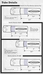 Briley Choke Tube Chart 7 3 Experience The Science Of Shot Mossberg Choke Tube