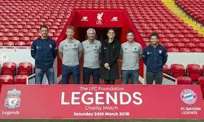 2,116 likes · 62 talking about this. Lfc Legends To Face Bayern Munich At Anfield Liverpool Fc