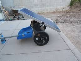 1000 ideas about solar powered generator power diy portable solar power generator on wheels survivalistdaily