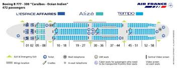 30 Organized Air France A332 Seating Chart