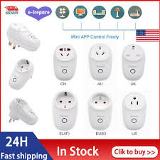 <b>Sonoff S26</b> TFTTT WIFI Smart Power Socket Wireless Time APP ...
