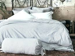 blue ticking bedding blue ticking bedding ticking stripe bedding large size of duvet duvet cover striped