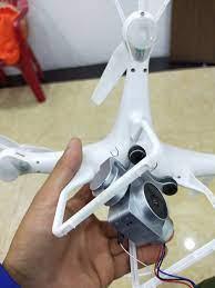 Flycam AG07 - Đột phá công nghệ trong phân khúc flycam tầm trung