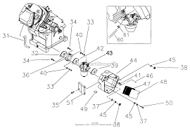 Briggs and stratton power products 0567 3 580677553 5500 watt diagram air cleaner and carburetor