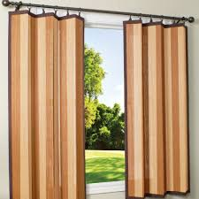 outdoor curtains bamboo photo 13
