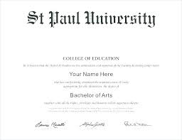 Fake Diploma Template Free Free Fake Masters Degree Certificate Template Fake Masters