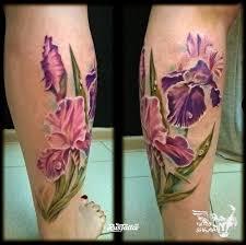 значение татуировки ирис фото и эскизы тату ирис Rustattooru