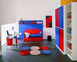 bedroom colors blue and red. Exellent Red Charming Ideas For Kid Bedroom Color Wall Paint Decoration  Handsome  Using Inside Colors Blue And Red